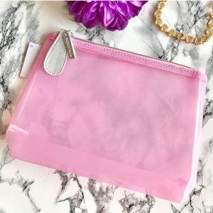 🆕NEW✨ Nordstrom Pink Bag Cosmetic Bag 🍃